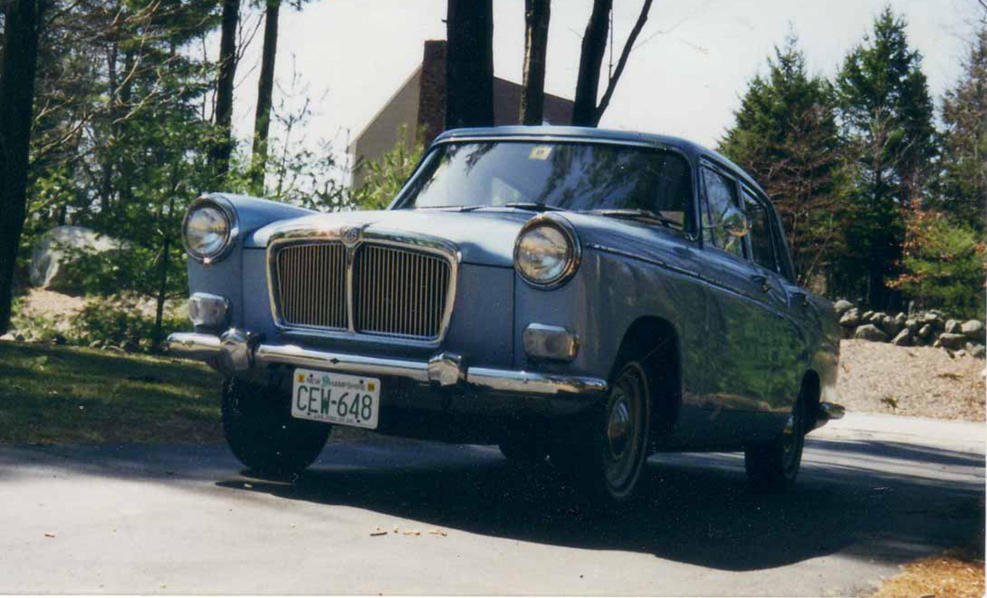 1959 MG Farina Magnette